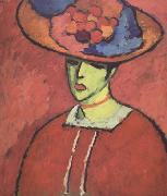 Alexei Jawlensky Schockko (nn03) oil painting reproduction